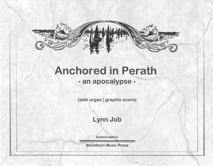 Anchored in Perath: front cover